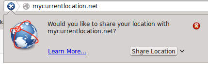 firefox request geolocation permission